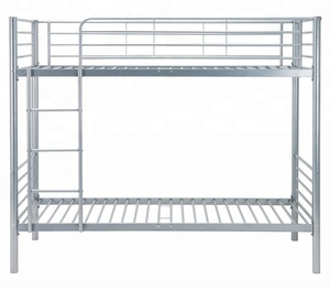 wholesale cheap queen size iron double bunk beds for adults