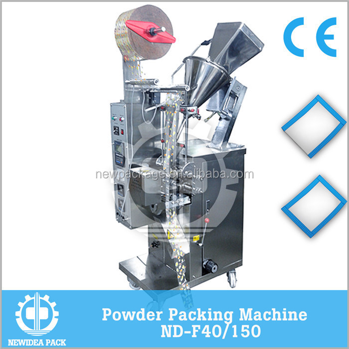 ND-F40/150 3 Sides or 4 Sides Chemical Powder Packaging Machine