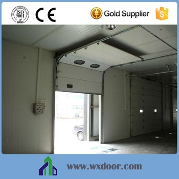 Parts Sandwich Panel Lift Up Sectional Doors Buy Lift Sectional