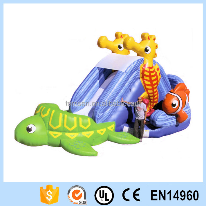 Inflatable slide for kids inflatable water slide for sale