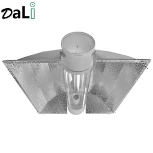 8''Built-in Flange Powder Coated Air Cooled Tube Reflector
