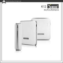 Kc certificado power bank con 5200 mah samsung batería 18650