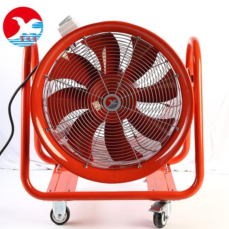 China Venta caliente portátil con ventilador de emergencia