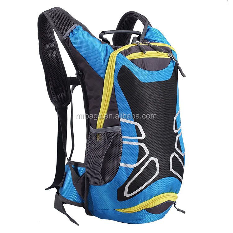 climbing hydration backpack bags with water bladder