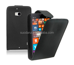 Lichee Leather Flip Cover for Nokia Lumia 930 Case