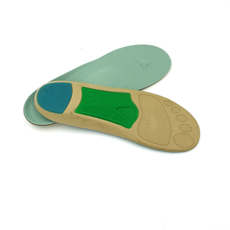 Rubber Foot Orthotics Arch Support