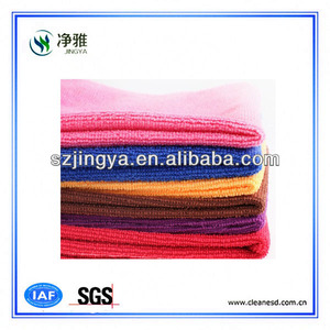 manufacturer excellent quality soft hand touching ued to be car cotton car wash towel