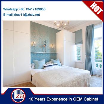 Danish Style Bedroom Furniture Design Royal Wardrobe Made In Guangdong