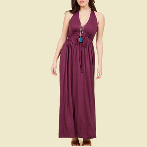 Boho beach my lady rayon dress