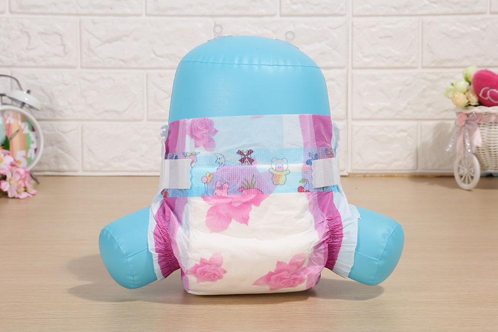 Hot Sell Super Soft Disposable Baby Diaper From China