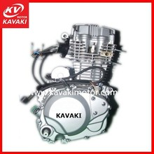 Lifan Zongshen 150cc 200cc Motorcycle Engine / Bicycle With Petrol Engine