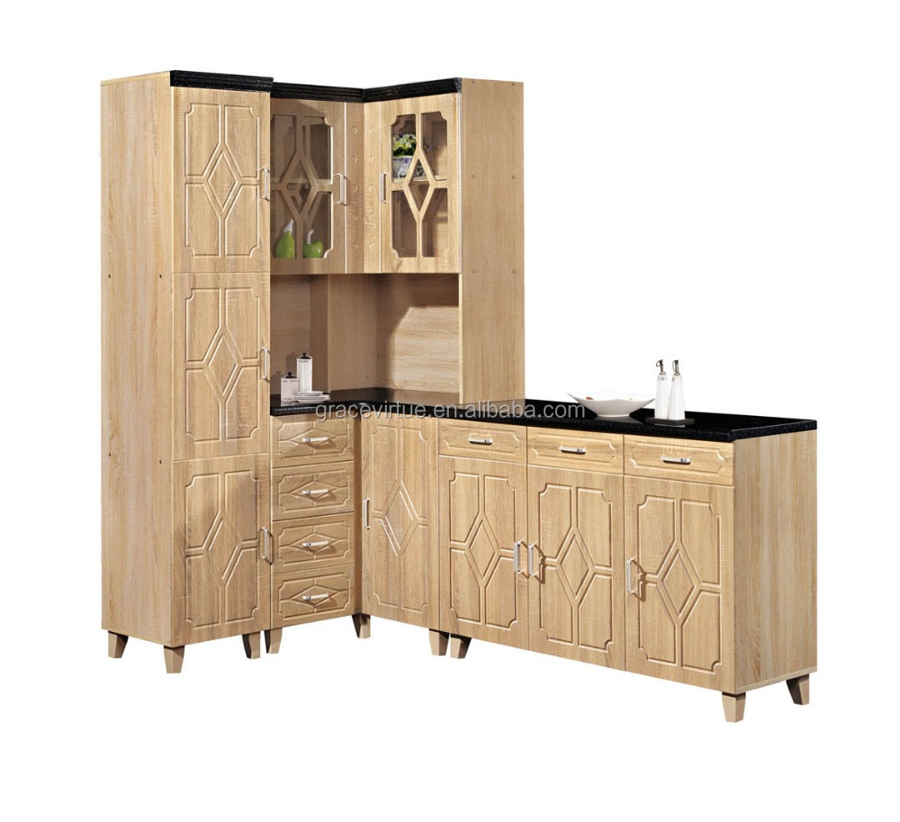 Cheap Price Mdf Kitchen Furniture For Small Kitchen 319