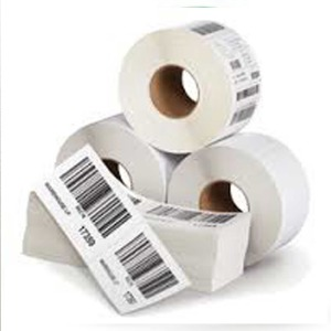 Wholesale good quality die cut shape clear gold silver chrome bopp label for products