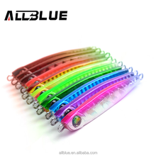High Quality Metal Jigging Spoon 35g 3D Eyes Artificial Bait Boat Fishing Jig Lures Super Hard Lead Fish Fishing Lures