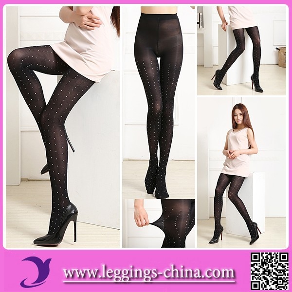 2015(XZG1017) Fashion Sexy Wholesale Price Lycra Tights Pantyhose
