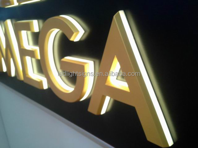 Led Acrylic Letter Sign For Acrylic Light Box Electronic Components & Supplies