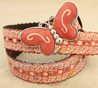 Bohemian Style belt with butterfly