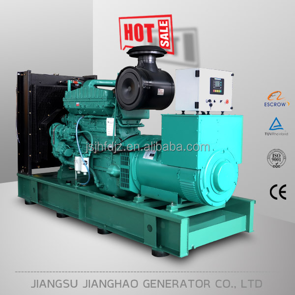 3 Phase 375 Kva Diesel Generator Price Powered By Cummins Engine ...