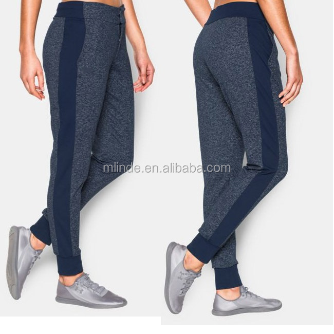 Wholesale Clothing Women's Studio Pants Bulk Buy Clothing Sweatpants Wholesale Blank Jogger Running Sport Pants For Gym Fitness