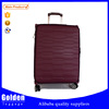 New products 2016 high quality PP lightweight trolley bag for plane traveler