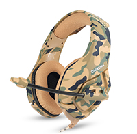 ONIKUMA Gaming Headset K8 Gaming Headphones with Microphone for PS4 New Xbox One, PC