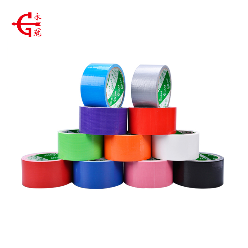 Factory With Good Quality All Kinds Of Colors Cloth Duct Tape