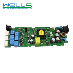 0.8mm board thickness multi layers 94V0 rohs PCBA circuit board Assembly