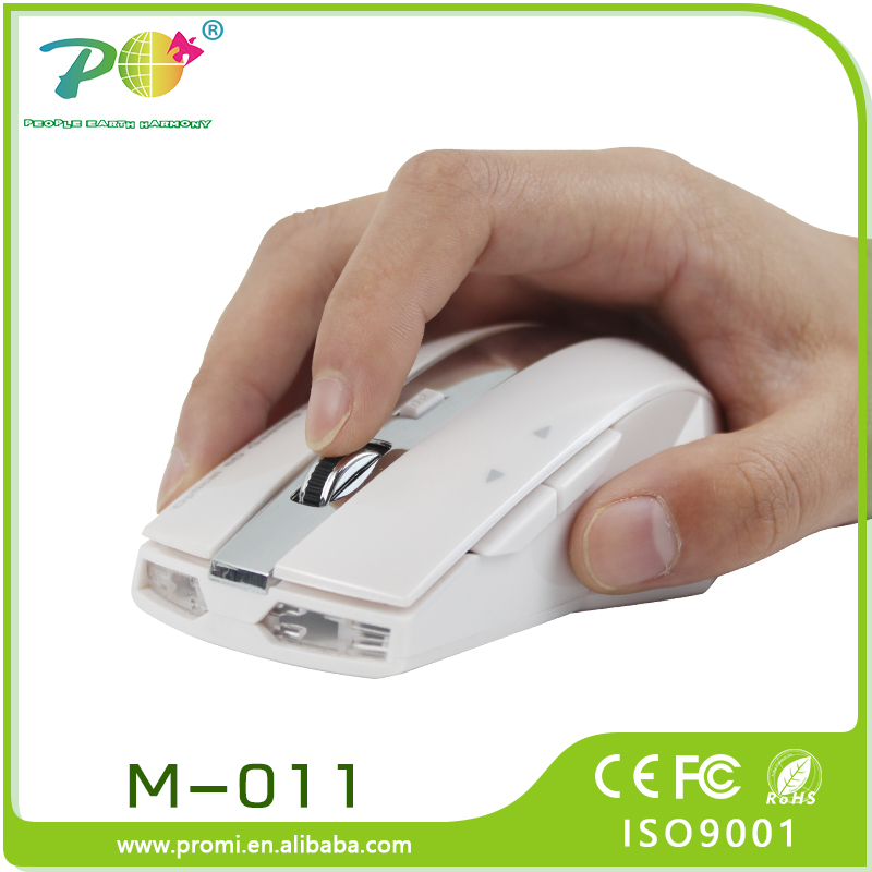 High Quality Laptop Accessory 2.4G Rechargeable Mouse Computer Gaming Mouse