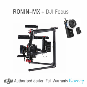 Koeoep Original In Stock DJI RONIN MX Gimbal Stabilizer handheld WITH Remote motor electric wireless DJI follow FOCUS