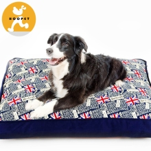 Wholesale Luxury Waterproof Oxford Fabric Pet Bed Dog Bed