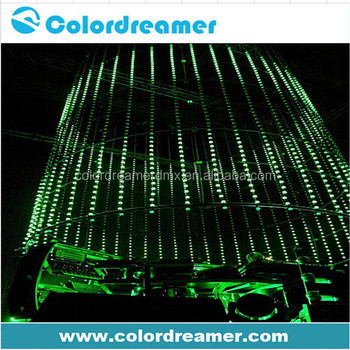 Suspended Hanging Light Rgb Full Color Led 3d Ball Nightclub ...