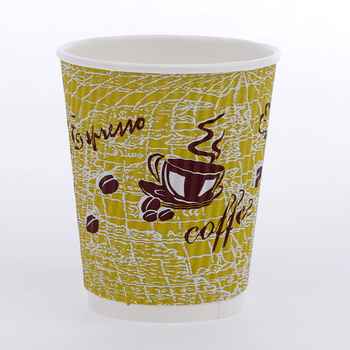 e273cd92083 Insulated disposable drinking cup ripple wall paper hot coffee cup 16 oz  takeaway cups