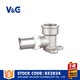 Valogin Durable Competitive Brass Fittings For PVC adaptor Pipe