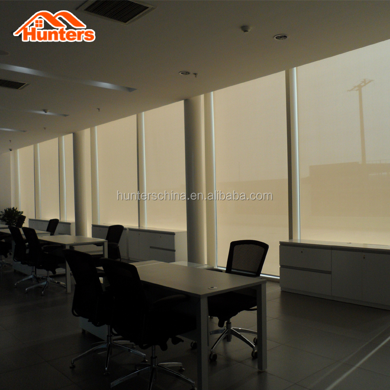 Most Popular Lithium battery motor operated window roller blinds for sales