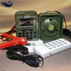 Xilei 50W Army Green 898 Bird Sound Mp3 Player With Time On,Off