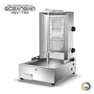 high quality shawarma equipment for Chicken