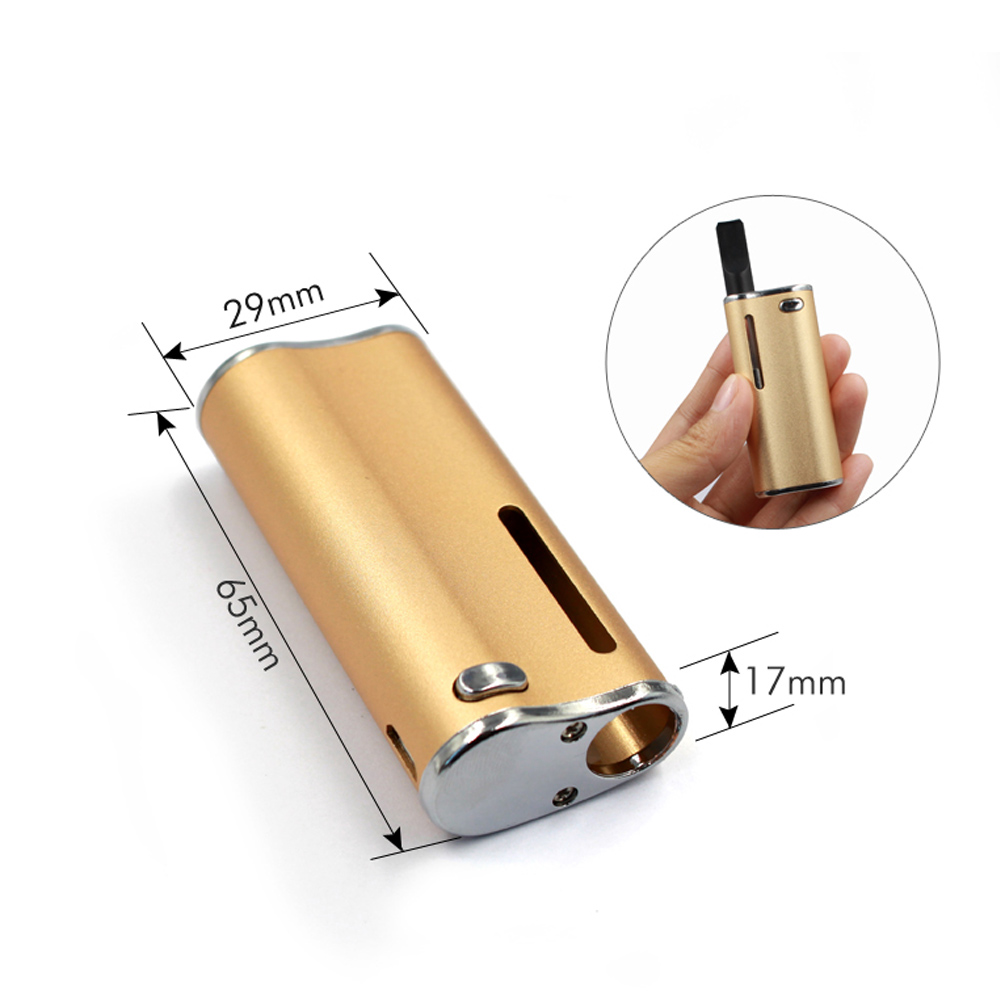 Wholesale Custom Logo Available Airistech Airis Mystica Vv Box Mod Empty  Glass 510 Cbd Thc Hemp Oil Cartridge Battery Vape Mods - Buy Mystica,Custom