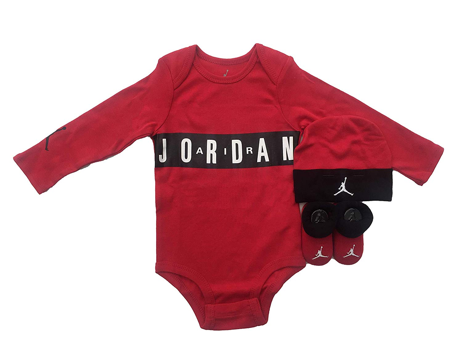 ca91e67aaed481 Get Quotations · Jordan Baby 3-Piece Set