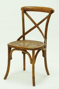 Hot Sale Wood Cross Back Chair/Wedding Chair