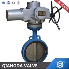 Concentric wafer EPDM seat butterfly valve