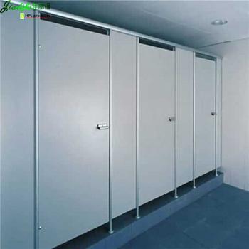 Waterproof Hpl Bonded Pvc Board Toilet Cubicle Partitions Buy Pvc - Pvc bathroom partitions