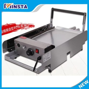 New Hamburger Cooking Machine