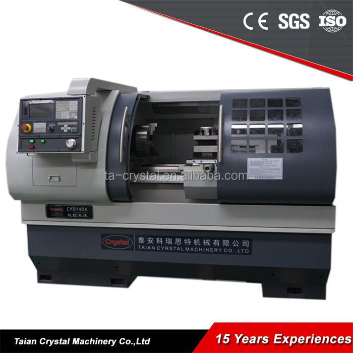 Auto Turning Hydraulic Lathe China CNC Machine Price CK6140A