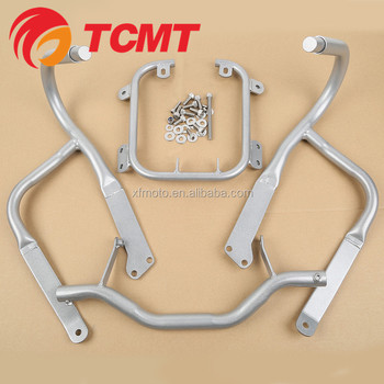TCMT XF-3007 Engine Guard Crash Bars Protection For R1200RT 2005-2013 06 07 08 09 2010 11
