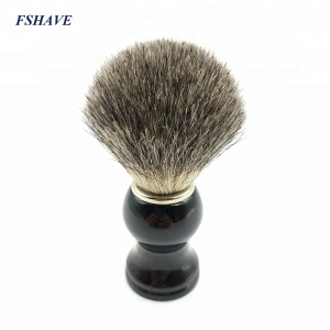 Men's Luxury Professional Shaving Brush Badger Hair Knots Brush Salon Tool