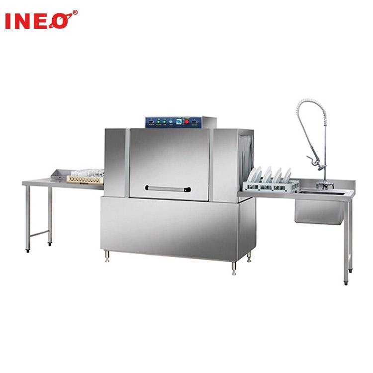 מודרני מסוע יעילות גבוהה מסחרי בסגנון מחיר מדיח כלים / תעשייתי מדיח כלים FA-37