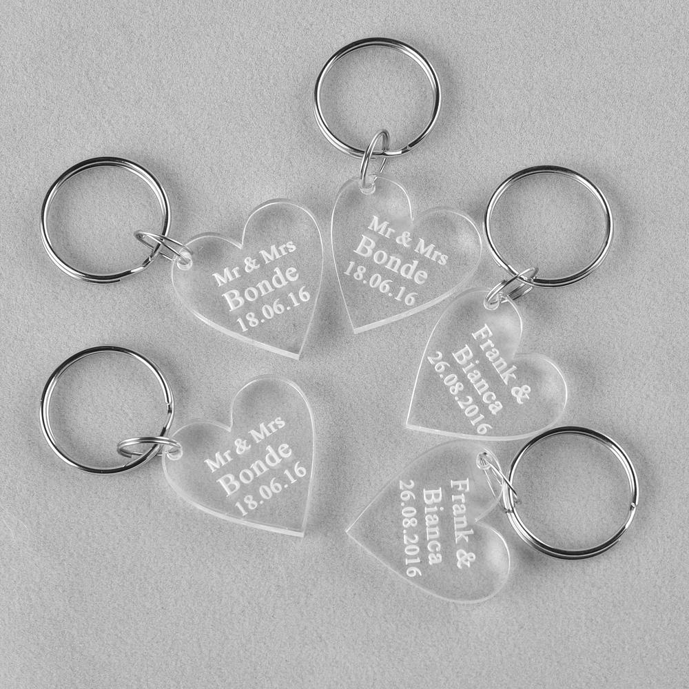 wedding favors keychains - Wedding Decor Ideas