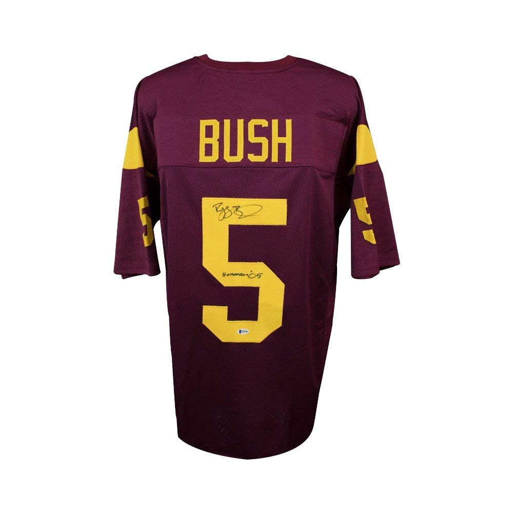 more photos 59818 f9f6e Autographed College Jerseys JSA Certified Simpson Jersey ...