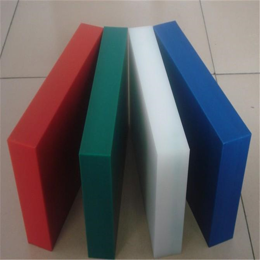 Virgin Materiaal Plastic UHMWPE/HDPE sheet/board/plaat