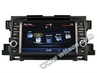 WITSON CX-5 2013 car dvd player With V-20 disc CDC memory